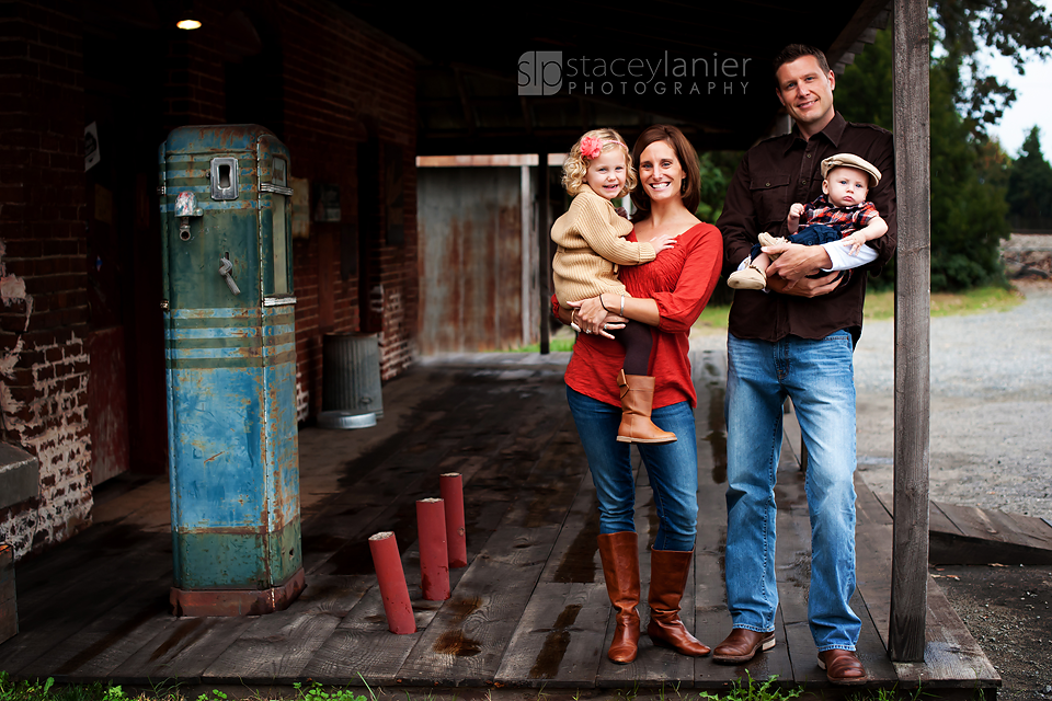 2013 Year in Review- Lake Norman Family Portraits