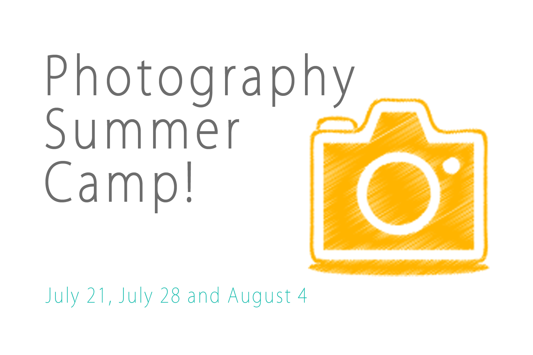 Charlotte Photography Summer Camp