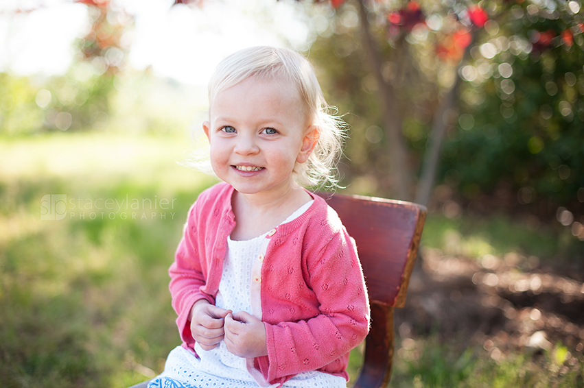 Relaxed Charlotte Preschool Portraits – Stacey Lanier Photography