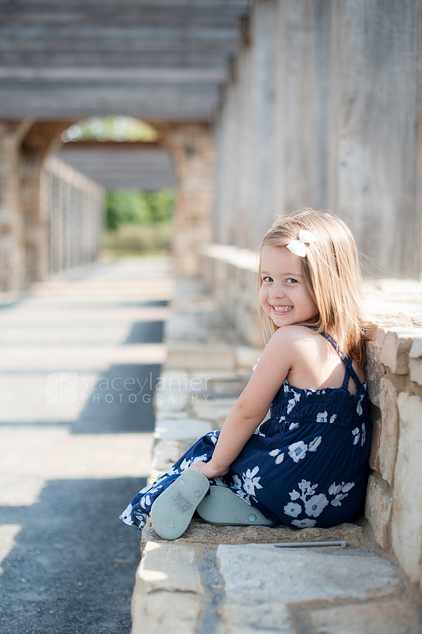 My Baby's Not a Baby Anymore – Custom Charlotte Family Portraits
