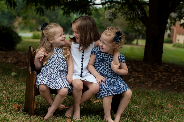 Cousins – Relaxed Lake Norman Family Portraits